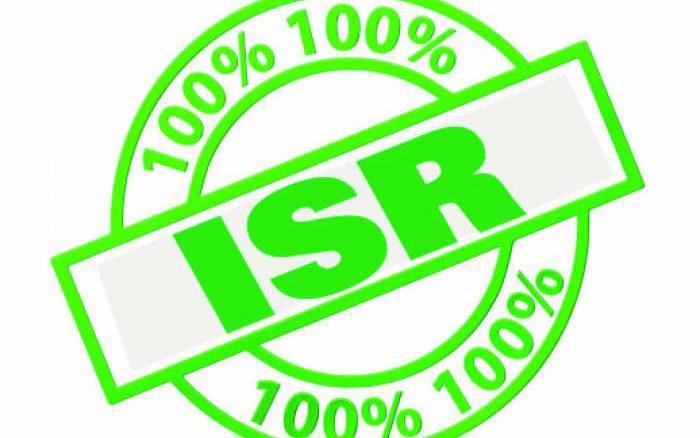isr-label